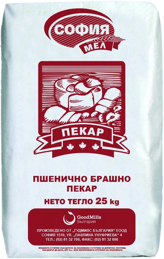 Брашно Пекар София Мел