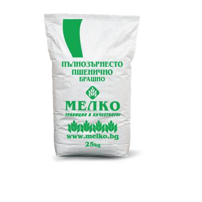 Пълнозърнесто пшеничено брашно Мелко