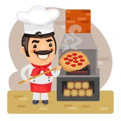 Брашна за пици
