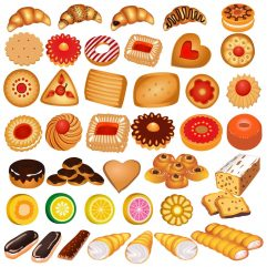 Брашна за сладкарски изделия
