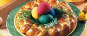 Великденски козунаци